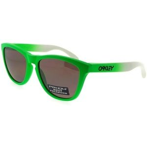 OO9013-99 Men's Green Frame Polarized